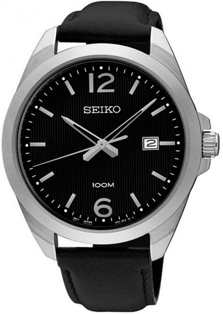 Чоловічий годинник SEIKO SUR215P1 - зображення 1