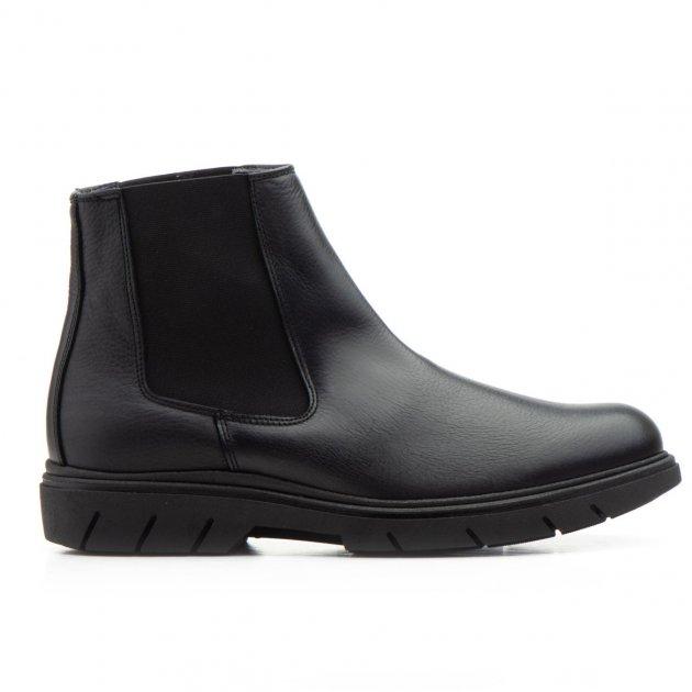 Мужские ботинки челси черные Keelan 44 (1119_44) - изображение 1