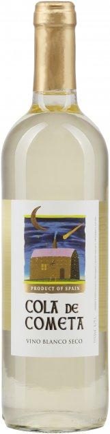 Вино Cola de Cometa белое сухое 0.75 л 11% (8410702056670) - изображение 1