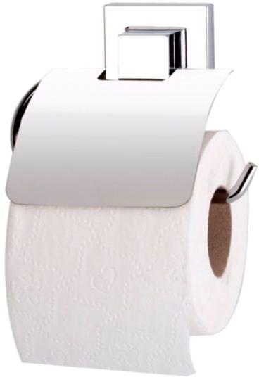Тримач для туалетного паперу TEKNO-TEL EF.238-К хром - зображення 1