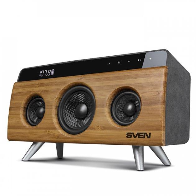 Музыкальный центр - домашняя аудио система Sven HA-930 Bamboo - изображение 1