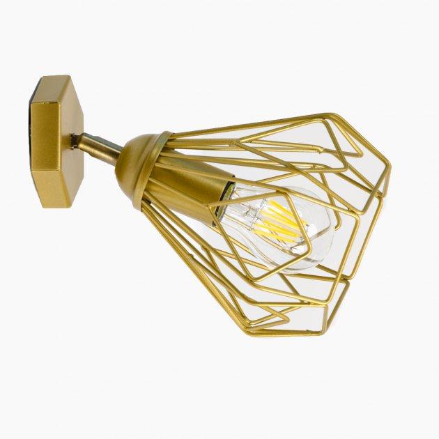 Бра Atma Light серии Bevel W165 Gold - изображение 1