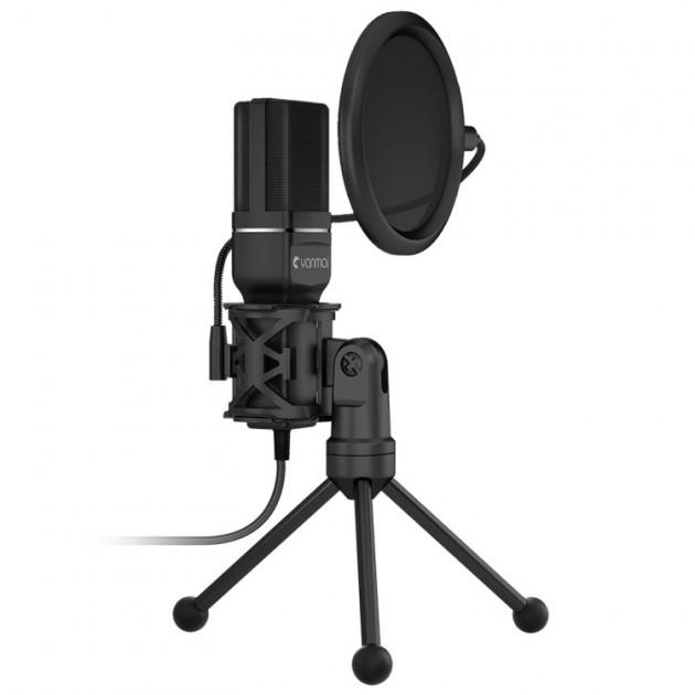 Конденсаторний мікрофон Yanmai SF-777 + Стійка і Поп-фільтр - зображення 1