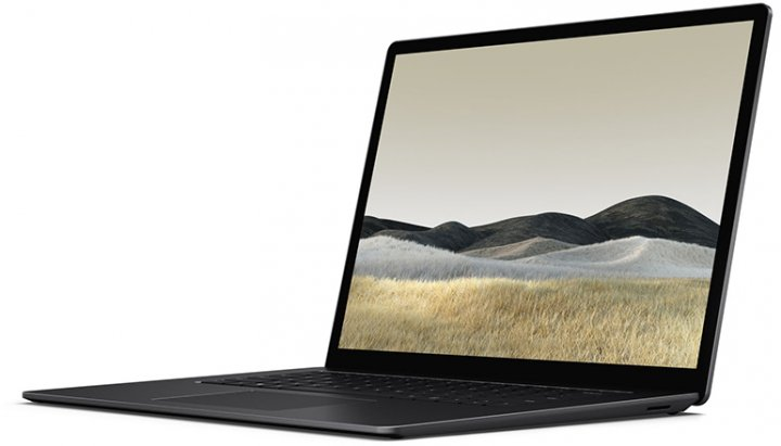 "Ноутбук Microsoft Surface Laptop 3 - 15"" - AMD Ryzen 7 - 16 GB RAM - 512 GB SSD (VFL-00022) Matte Black - изображение 1"