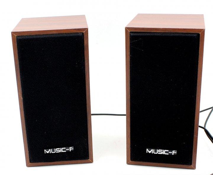 Колонка від USB комп'ютера Music-F D-09 (t150) - зображення 1