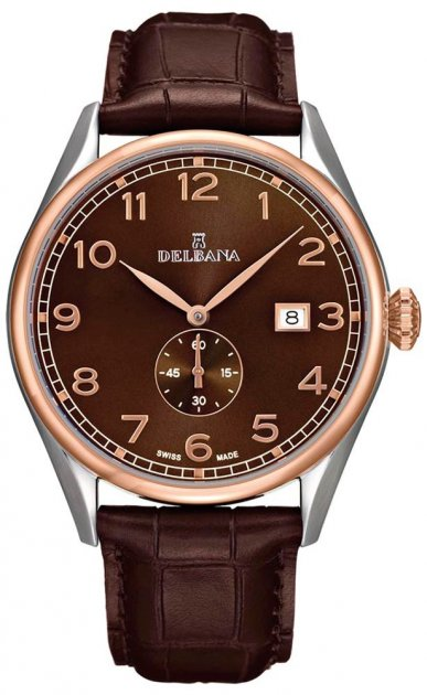 Годинник Delbana 53601.682.6.102 - зображення 1