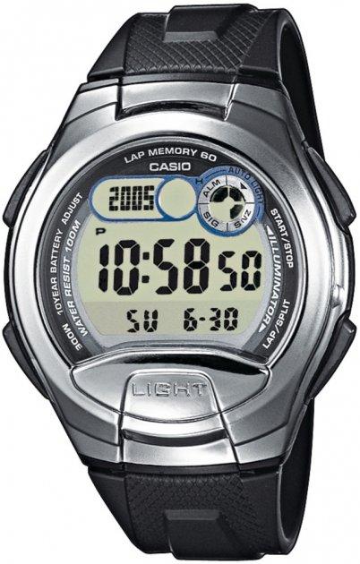 Годинник Casio W-752-1AV - зображення 1