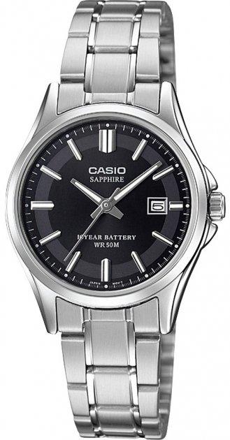 Годинник Casio LTS-100D-1AVEF - зображення 1