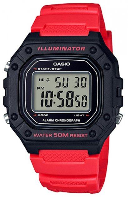 Годинник Casio W-218H-4BVEF - зображення 1