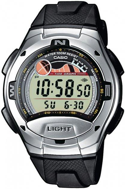 Годинник Casio W-753-1AV - зображення 1