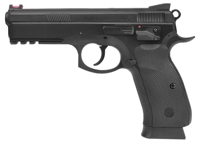Пістолет пневматичний ASG CZ SP-01 Shadow Blowback. 23702880 - зображення 1