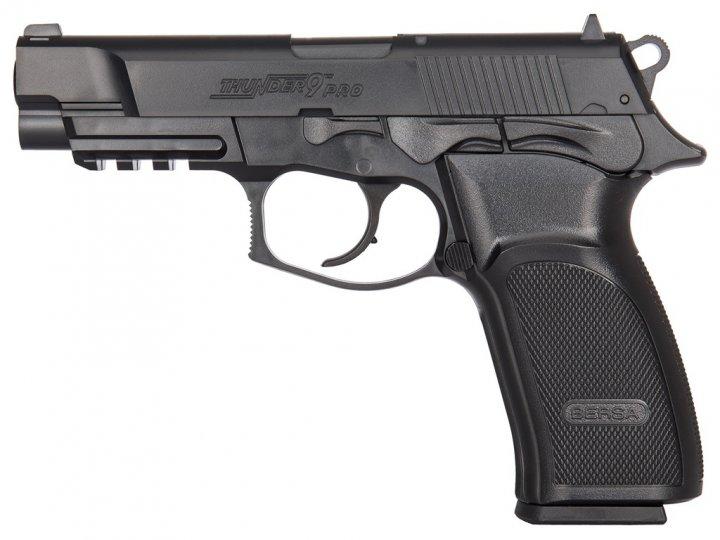 Пістолет пневматичний ASG Bersa Thunder 9 Pro. Корпус - пластик. 23702534 - зображення 1