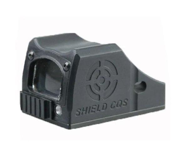 Приціл коліматорний Shield CQS 2 MOA під планку Weaver/Picatinny. 23200002 - зображення 1