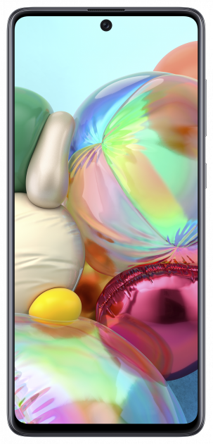 Мобильный телефон Samsung Galaxy A71 6/128GB Black (SM-A715FZKUSEK)