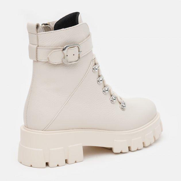 Ботинки LeoModa 58_330 40 (26 см) Бежевые (2000000000633)