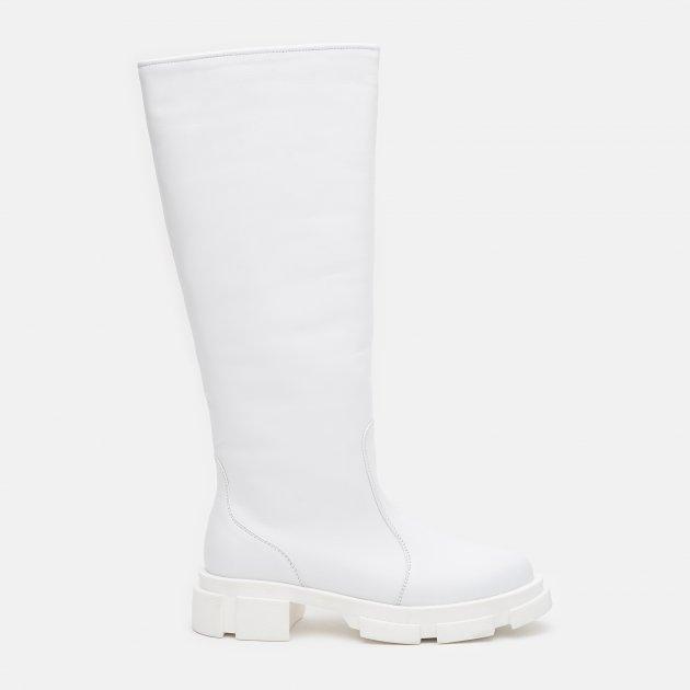 Сапоги Ashoes 49970800 38 24.5 см Белые (49970800_38)