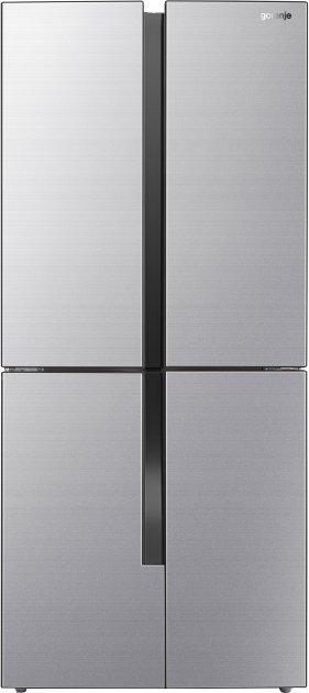 Многодверный холодильник GORENJE NRM 8181 MX - изображение 1