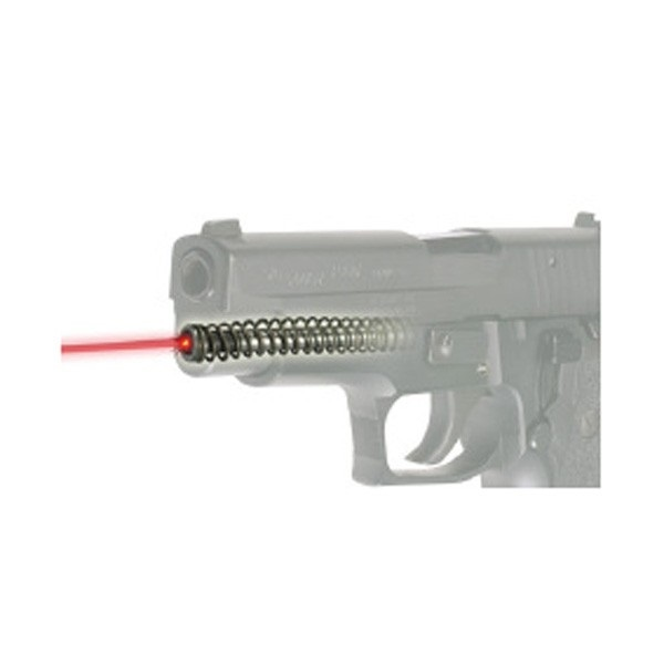 Целеуказатель LaserMax для Glock23 GEN4 червоний. 33380022 - зображення 1
