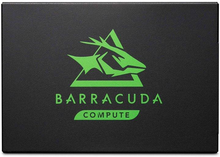 """Seagate Barracuda SSD 500GB 2.5"""" SATAIII 3D TLC (ZA500CM1A003) - зображення 1"""