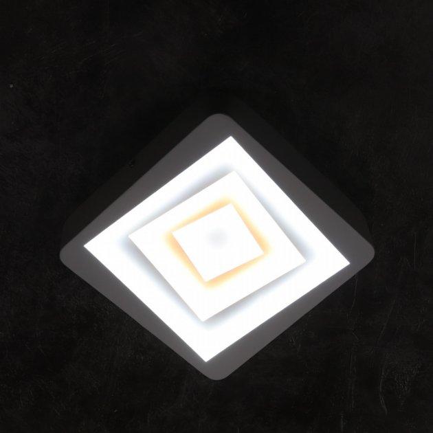 Світильник стельовий Led (5х24х24 див.) Матовий білий (YR-8666A-wh-mg) - зображення 1