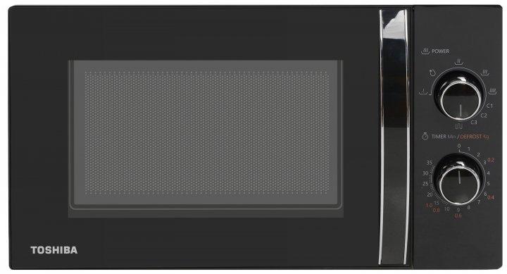 Микроволновая печь Toshiba MW-MG20P(BK)-P - изображение 1