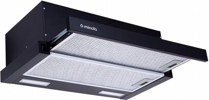 Вытяжка MINOLA HTL 6215 BL 700 LED - изображение 1