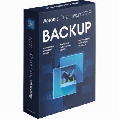 Acronis True Image Advanced Subscription 1 Computer + 250 GB Acronis Cloud Storage - 1 year Advanced Subscription - изображение 1