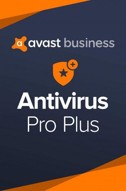 Антивірус Avast Business Antivirus Pro Plus 20-49 ПК на 2 роки (електронна ліцензія) (AVAST-BAPP-(20-49)-2Y) - зображення 1