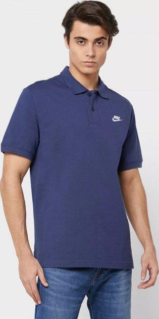 Поло Nike M Nsw Ce Polo Matchup Pq CJ4456-410 M (193154886221) - изображение 1