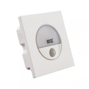 """Світильник Horoz Electric сходовий LED """"GOLD"""" 3W (з датчиком) - зображення 1"""