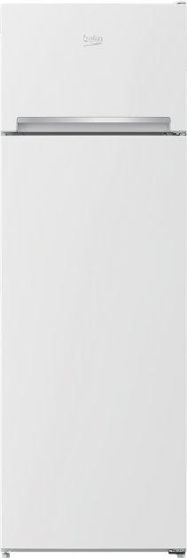 Двухкамерный холодильник BEKO RDSA280K20W - изображение 1