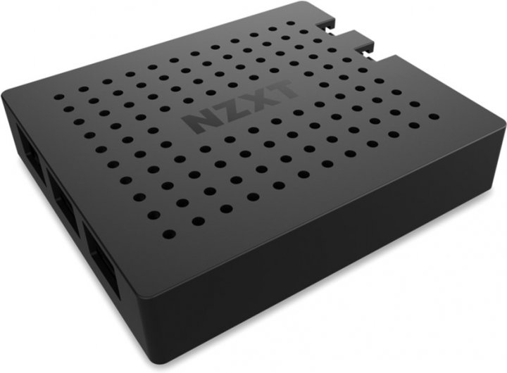 Контроллер для ПК NZXT RGB and Fan Controller (AC-2RGBC-B1) - изображение 1