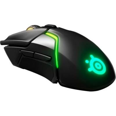 Мышка SteelSeries Rival 650 black (62456) - изображение 1