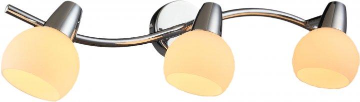 Светильник спотовый Altalusse INL-9333W-03 Chrome Е14 3х40 Вт - изображение 1