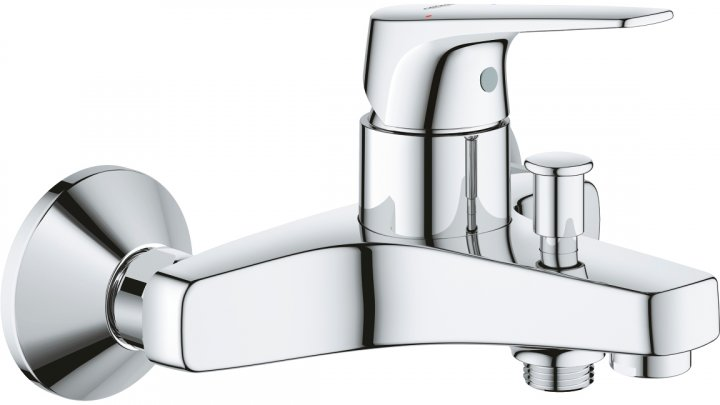 Змішувач для ванни GROHE BauFlow 23601000 - зображення 1