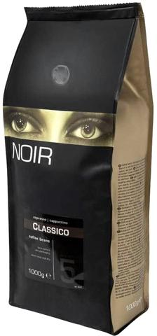 Кава в зернах Pelican Rouge Noir Classico 1 кг (8714858124284) - зображення 1
