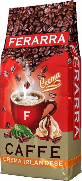 Кава в зернах Ferarra Crema Irlandese з ароматом ірландського крему 1 кг (4820198875183) - зображення 1