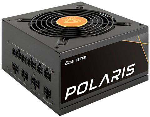 Chieftec Polaris 750W PPS-750FC - зображення 1