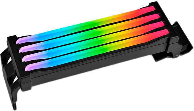 Набір RGB-підсвічування ОЗУ Thermaltake S100 DDR4 Memory Lighting Kit (CL-O021-PL00SW-A) - зображення 1