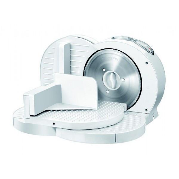 Ломтерезка слайсер для дома MPM MKR-03 Польша Нержавеющая сталь (884544) - изображение 1