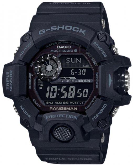 Чоловічий годинник CASIO G-SHOCK GW-9400-1BER - зображення 1