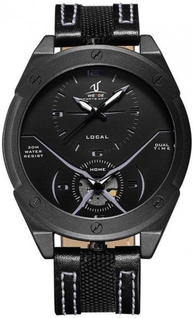 Мужские часы Weide Black UV1703-1C (UV1703-1C) - изображение 1