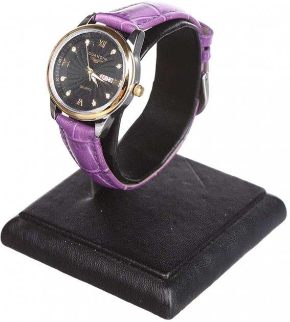 Женские часы Guanqin Silver-White-Brown GQ80007-AV CL (GQ80007-AVSWBr) - изображение 1