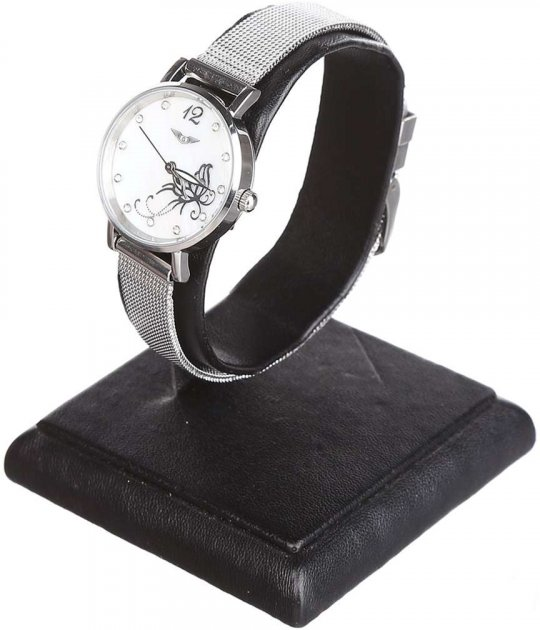 Женские часы Guanqin Silver-White-Silver Roman GS19042 CS (GS19042SWS) - изображение 1