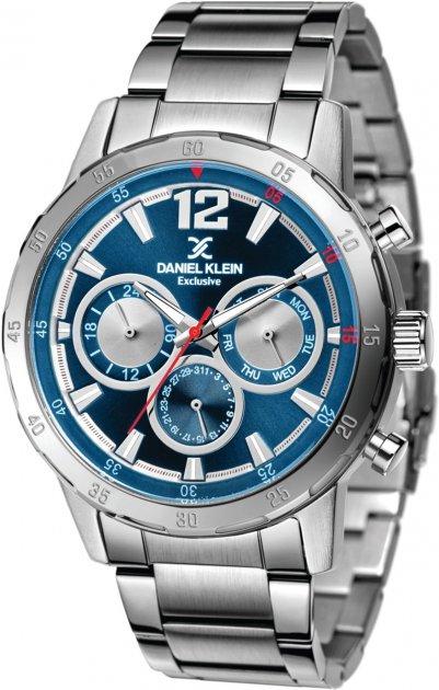 Чоловічий годинник Daniel Klein DK11341-3 - зображення 1