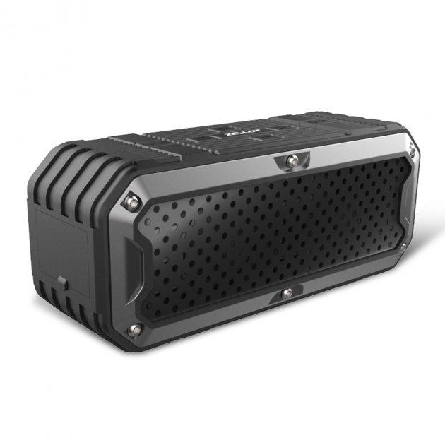 Бездротова bluetooth колонка ZEALOT S6 Black портативний динамік 6Вт 4000 маг - зображення 1