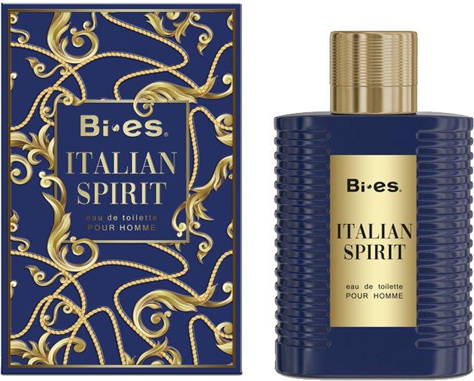 Туалетная вода для мужчин Bi-es Italian Spirit версия Versace Pour Homme Dylan Blue 100 мл (5902734849915) - изображение 1