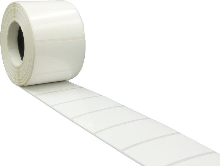 Этикетка Tama 52 х 30 мм 1000 этикеток прямоугольная 4 шт Белая (4931)