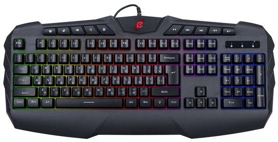 Клавіатура дротова Ergo KB-810 USB - зображення 1