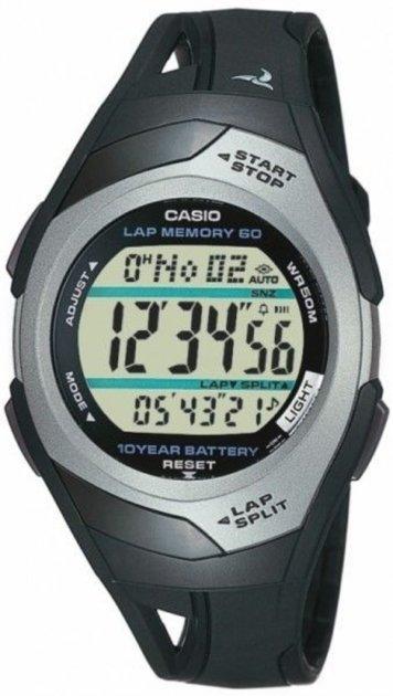 Годинник CASIO STR-300C-1VER - зображення 1